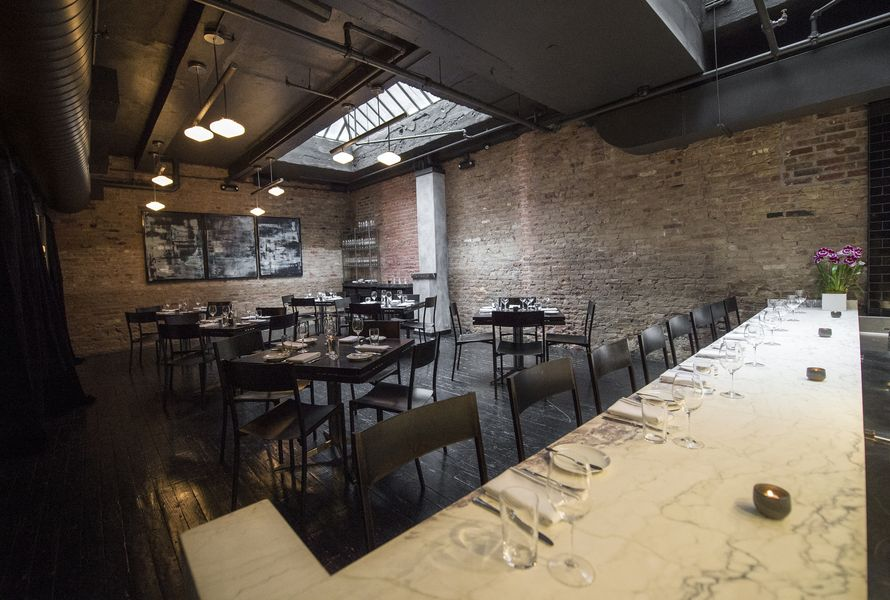 Photo #2 Main Dining Room at Rebelle