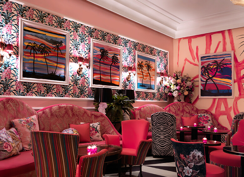 Photo #6 Paul's Cocktail Lounge at The Roxy Hotel