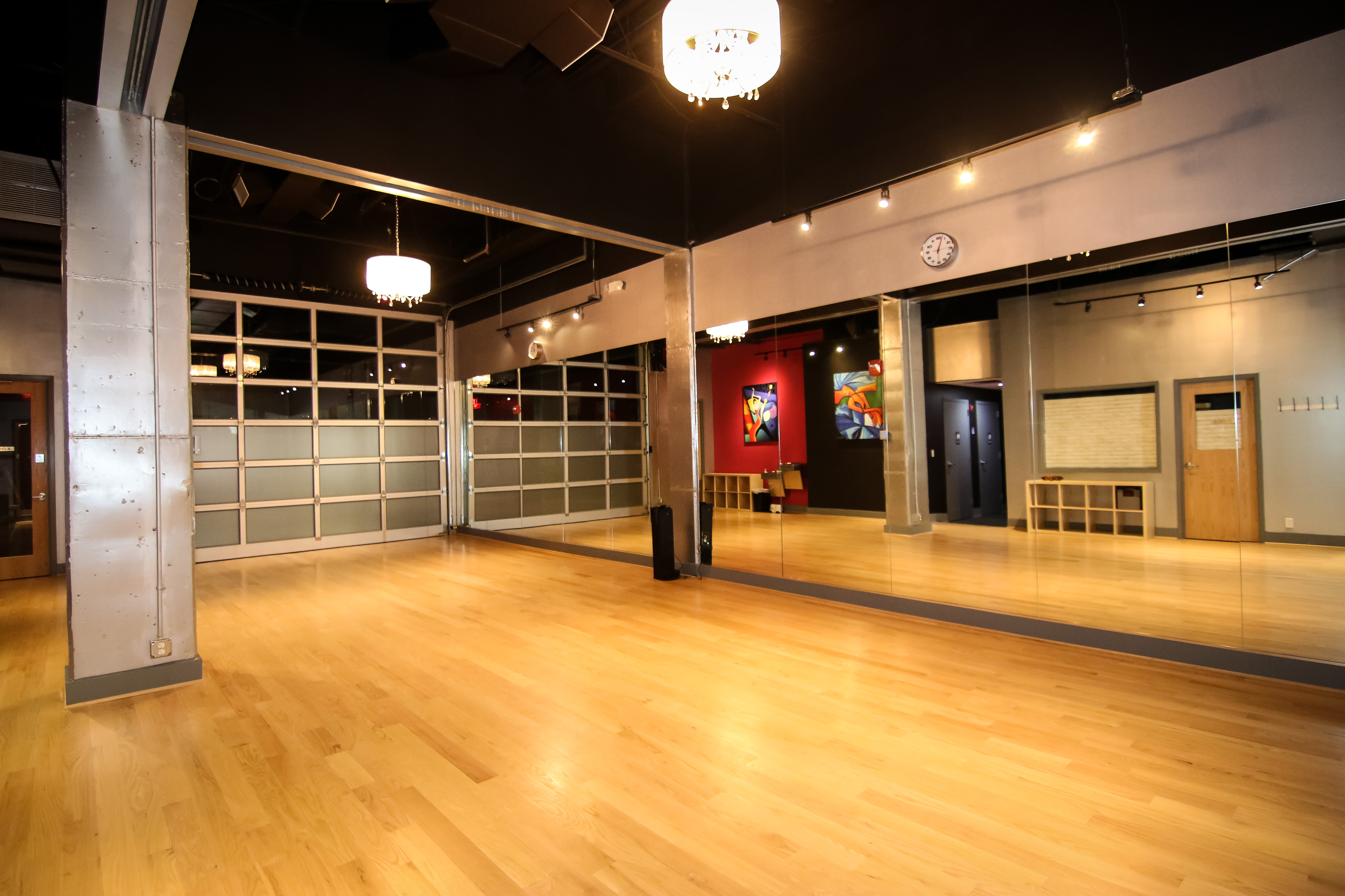 Photo #9 One room rental - semi private at Salsa With Silvia Dance Studio