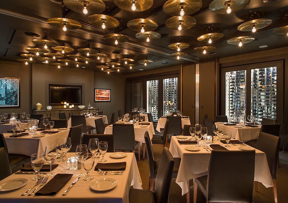 Carnegie & Guggenheim Room event space at Ocean Prime - New York in New York City, NYC, NY/NJ Area
