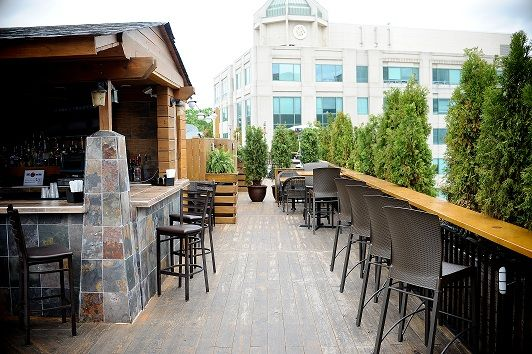 Arlington Rooftop Bar & Grill event space in Washington DC, Maryland, Virginia, DC Area