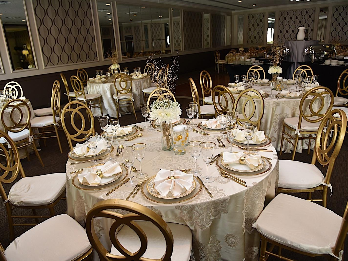 The Magnolia Ballroom event space at Capitol Skyline Hotel in Washington DC, Maryland, Virginia, DC Area