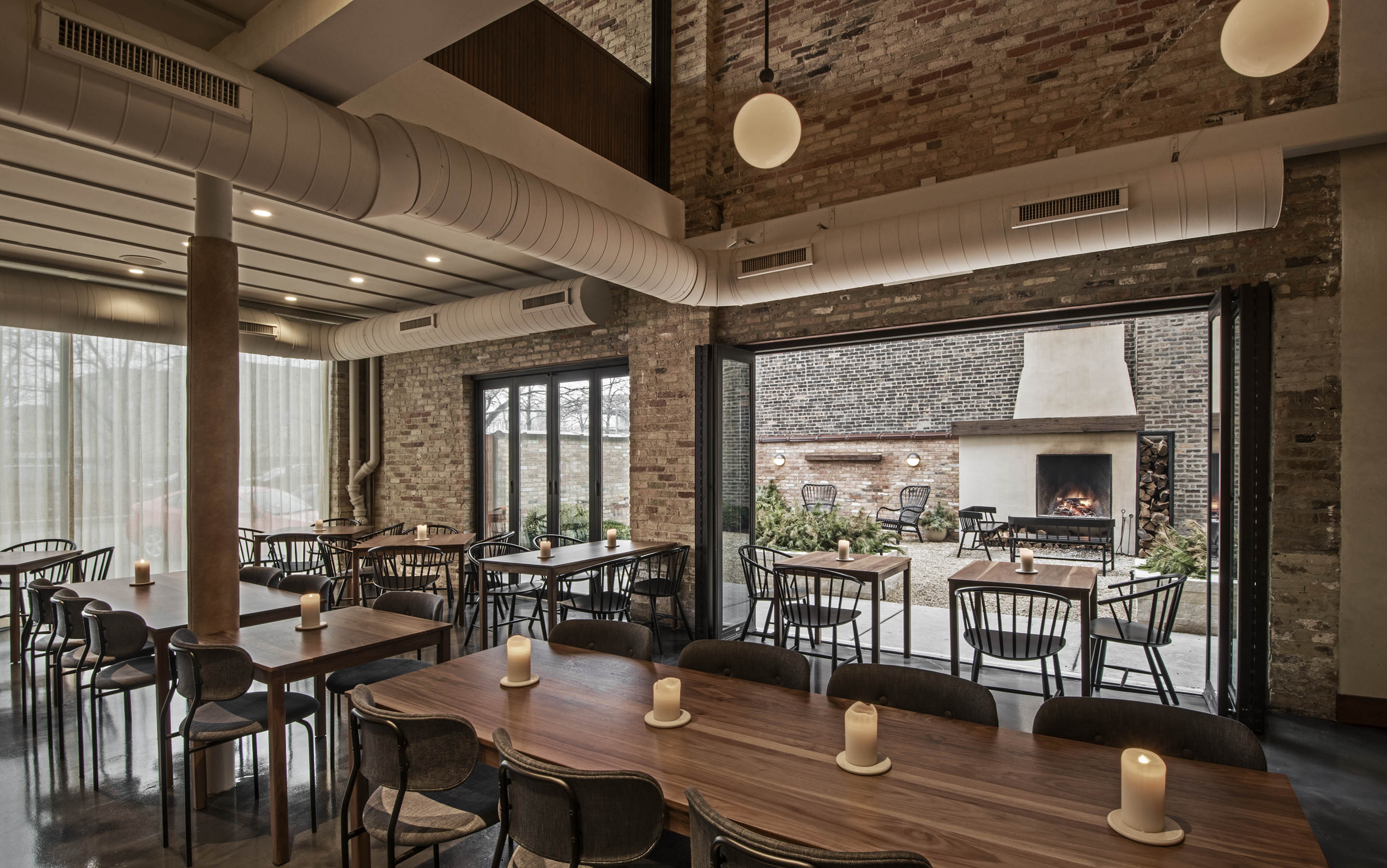 Full Restaurant Buyout event space at Elske in Chicago, Chicagoland Area