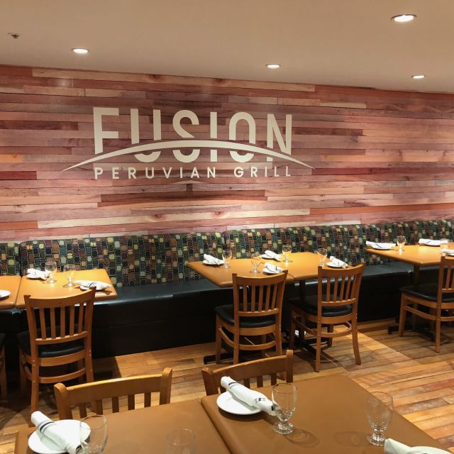 Full Venue Buyout event space at Fusion Peruvian Grill in San Francisco, SF Bay Area, San Fran