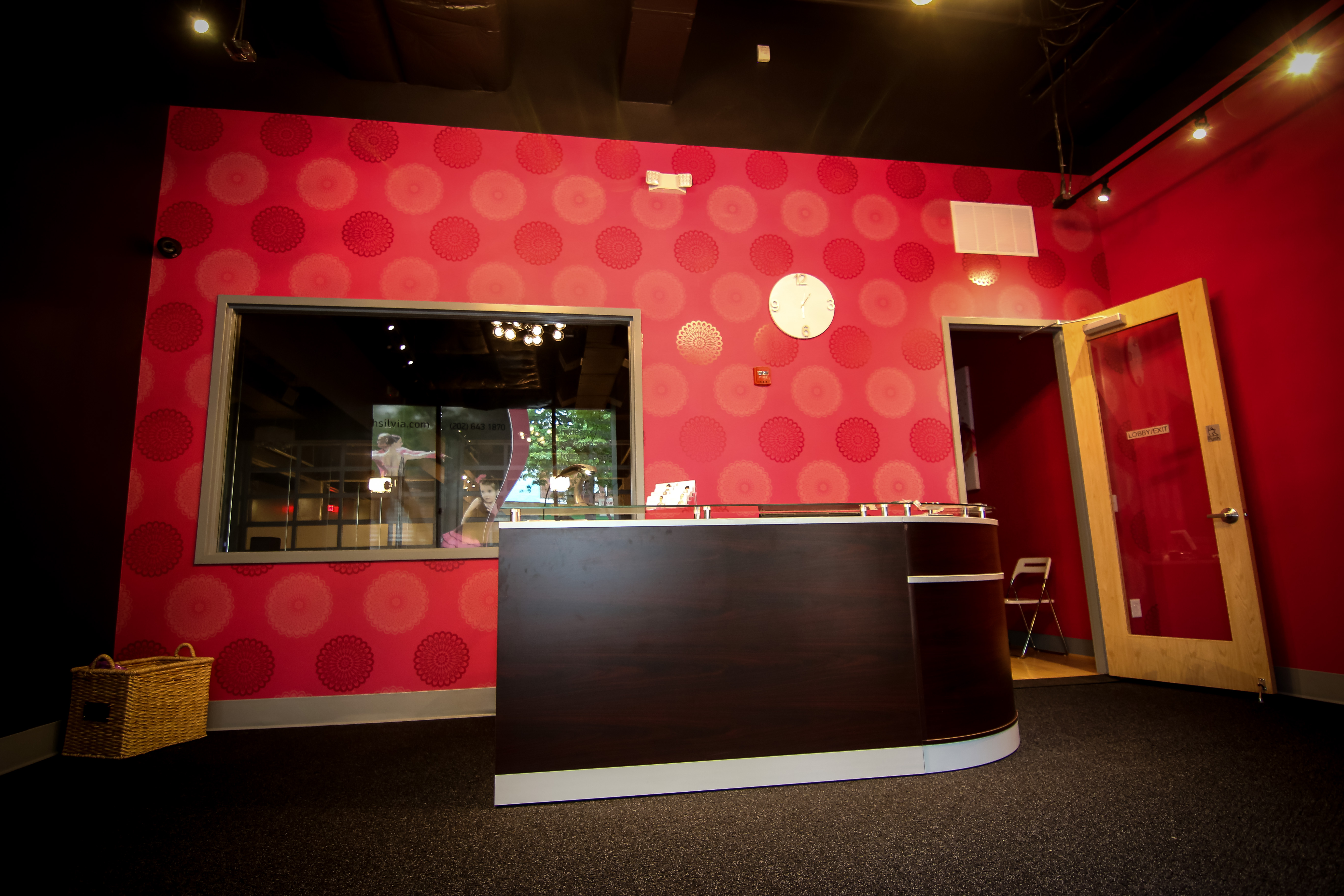 Photo #11 One room rental - semi private at Salsa With Silvia Dance Studio