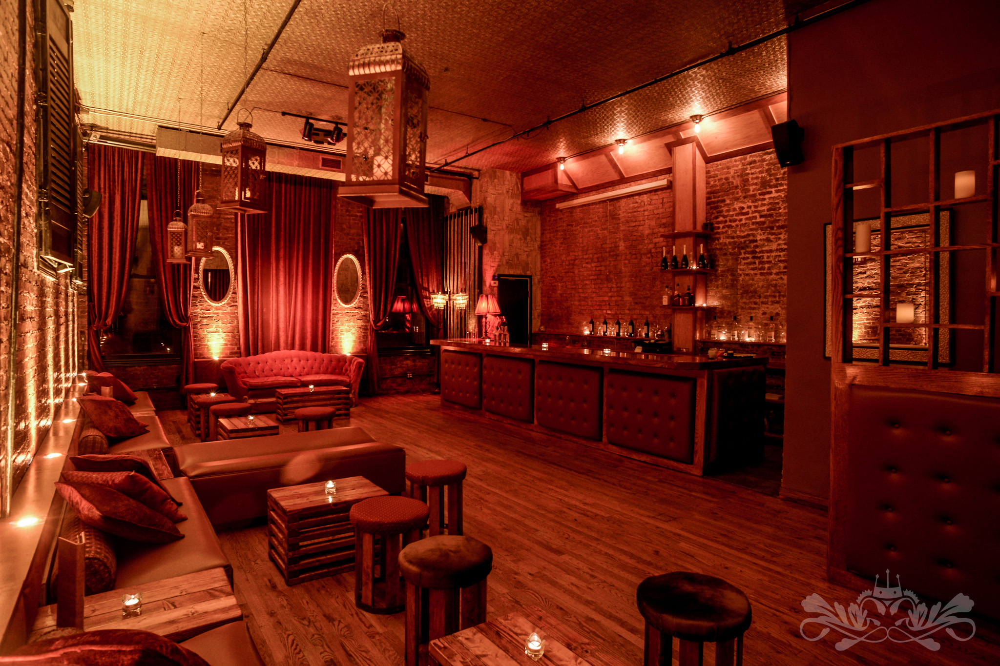 Photo #5 The Red Room at Velvet Brooklyn