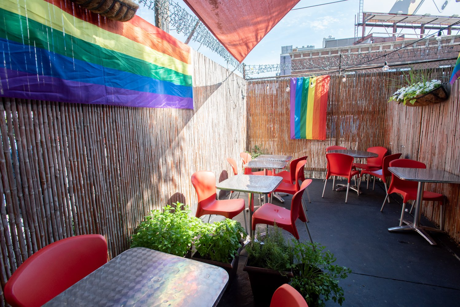Photo #2 Patio at Drew's on Halsted