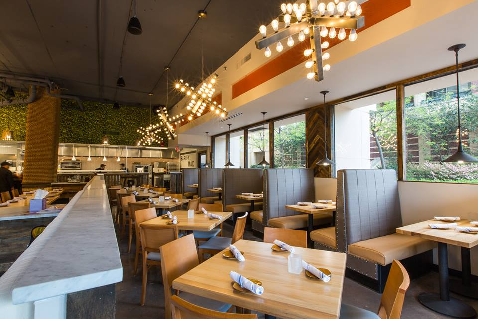 Main Dining Room event space at Barley Mac in Washington DC, Maryland, Virginia, DC Area