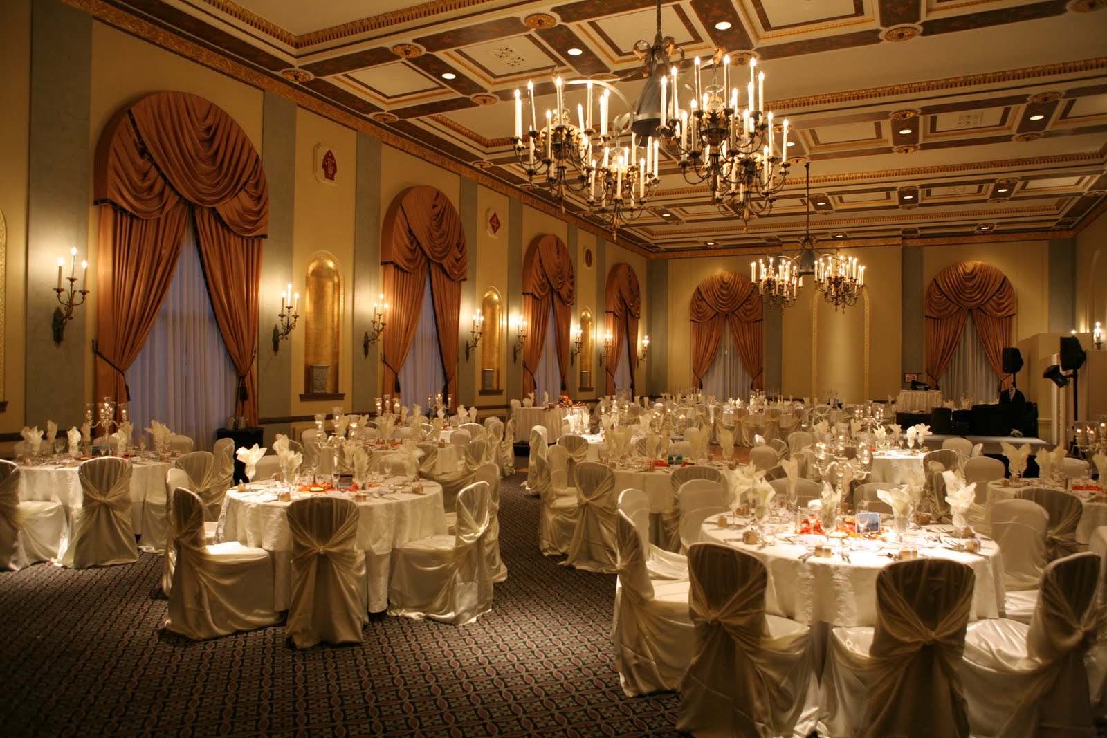 Photo #3 Commandants Ballroom at Marines Memorial Club
