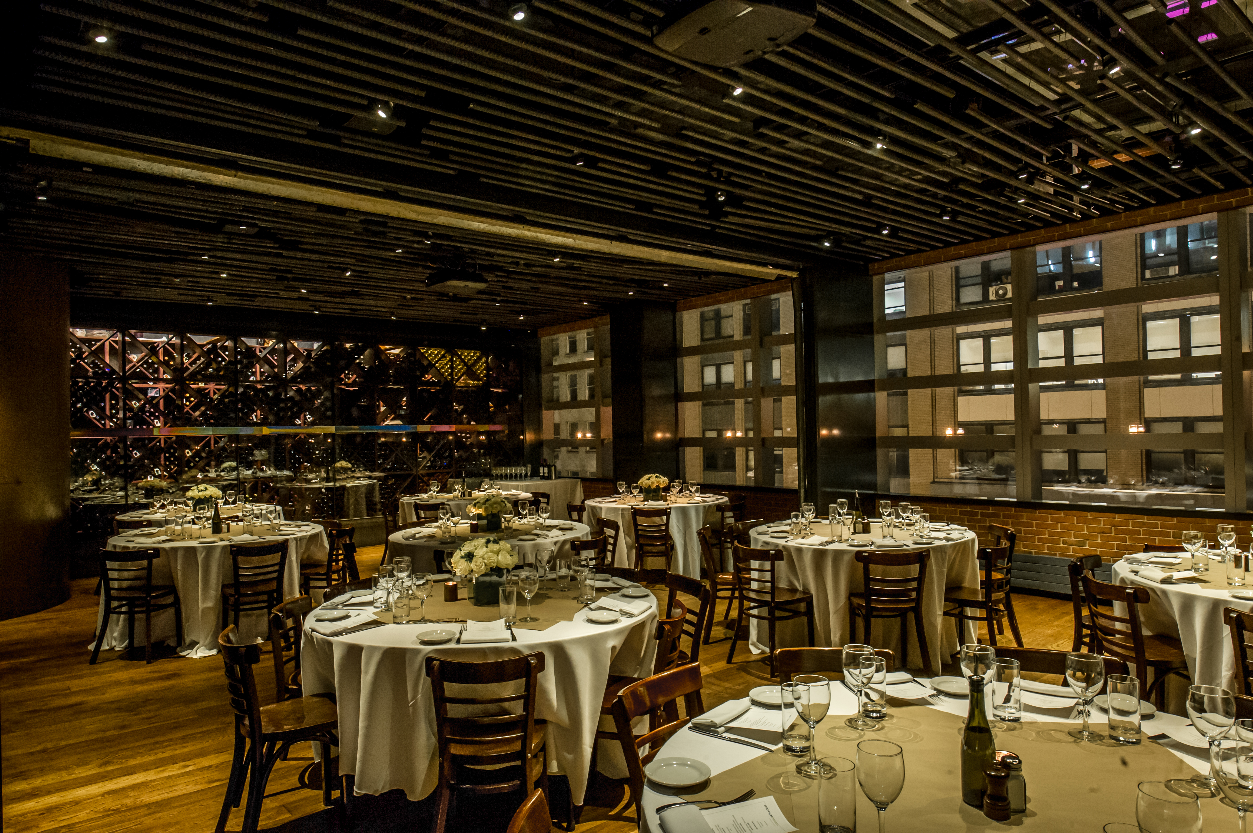 Photo #3 East + West Wine Room at landmarc [at the time warner center]