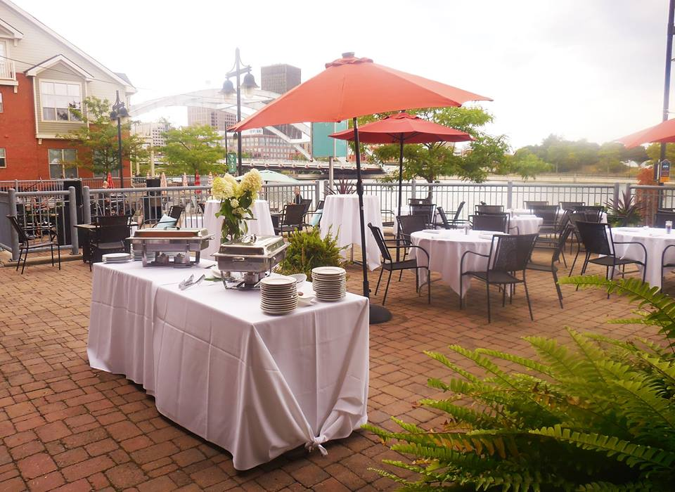 Photo #3 Terrace at West Edge Restaurant & Lounge