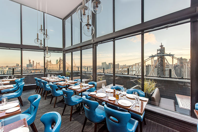 Main Dining Room event space at Prime at the Bentley Hotel in New York City, NYC, NY/NJ Area