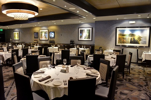Morton's The Steakhouse - Wacker Place event space in San Francisco, SF Bay Area, San Fran