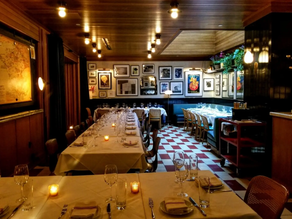 Photo #6 South Private Dining Room at Bistrot Leo