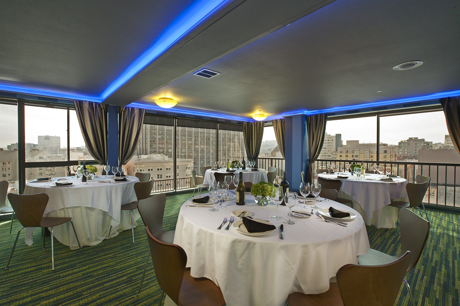 Photo #3 The Epic Banquet Room at Cova Hotel