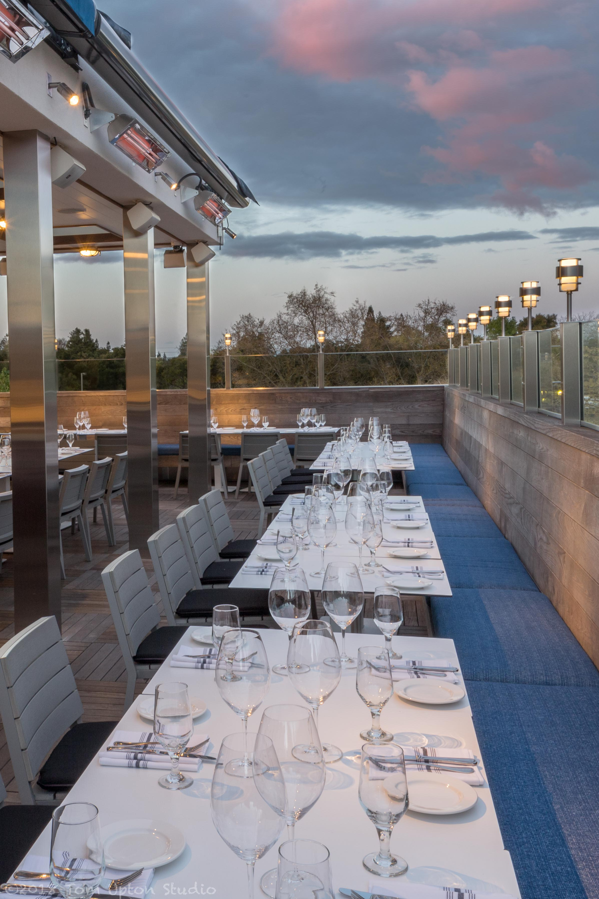 Photo #8 Rooftop  at British Bankers Club