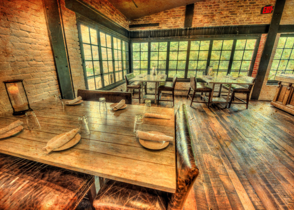 The Porch  event space at Virtue Feed & Grain in Washington DC, Maryland, Virginia, DC Area