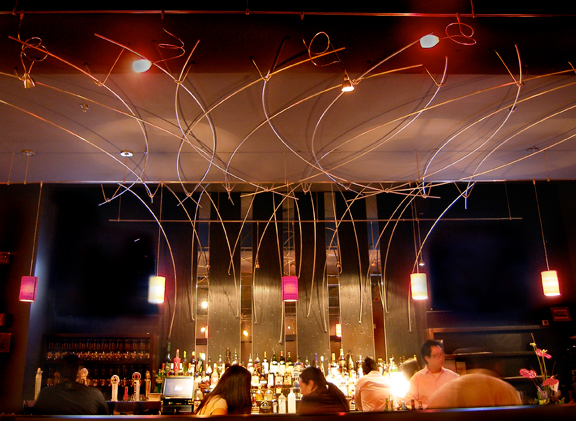 Happy Hour / Bar Area event space at Asia Nine Bar and Lounge DC in Washington DC, Maryland, Virginia, DC Area