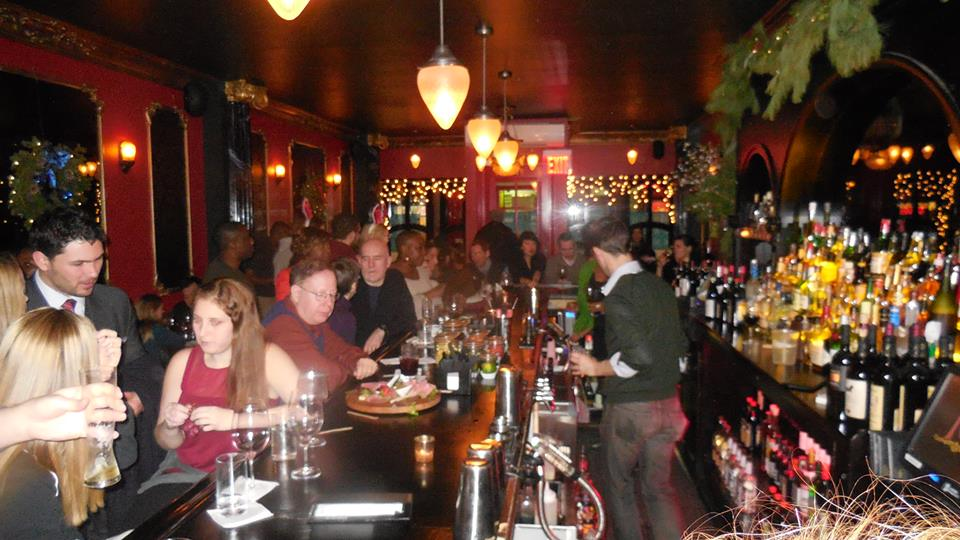 Photo #3 Private Dining Room at Vinus & Marc