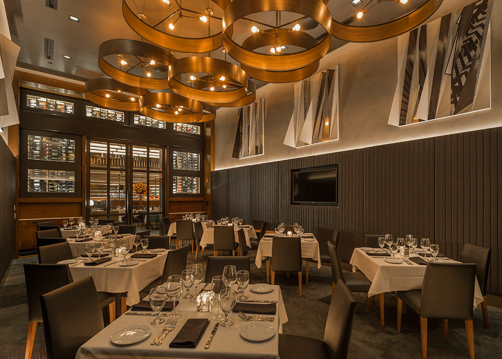 Photo #2 The Times Room at Ocean Prime - New York