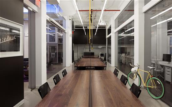 Full Venue event space at Auxiliary Space in New York City, NYC, NY/NJ Area