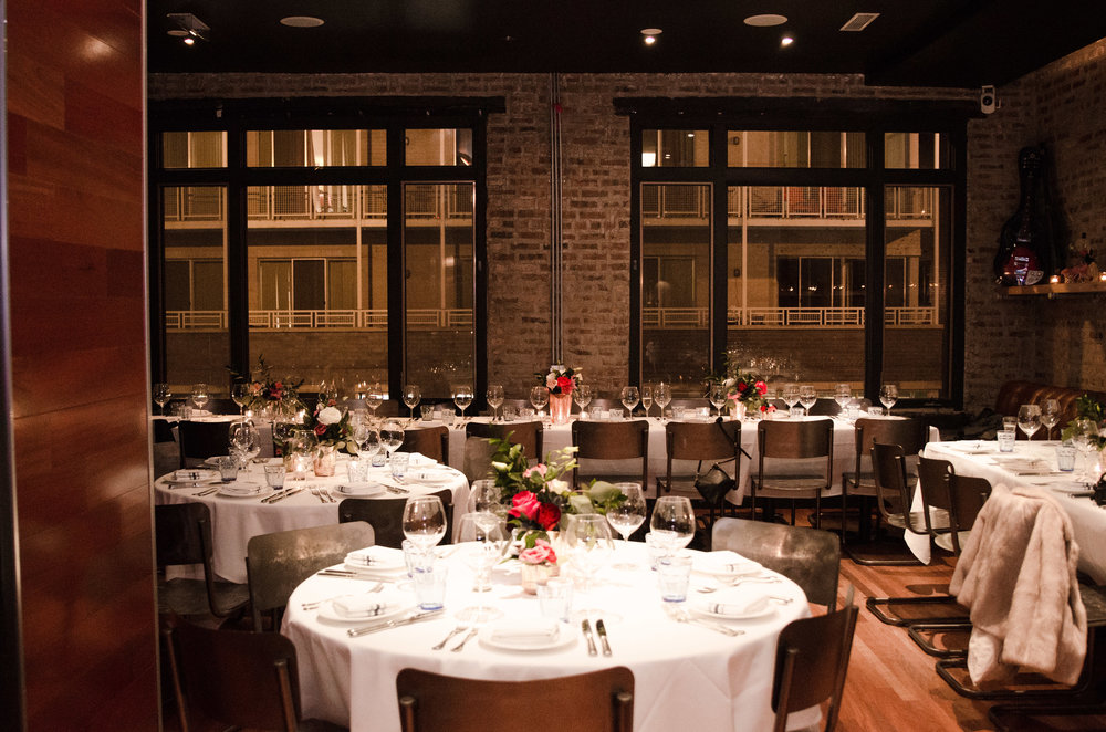 1st & 2nd Floor Buyout event space at The Bristol in Chicago, Chicagoland Area