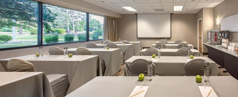 Photo #3 Lake Room/Meeting Space at DoubleTree by Hilton Chicago -Schaumburg