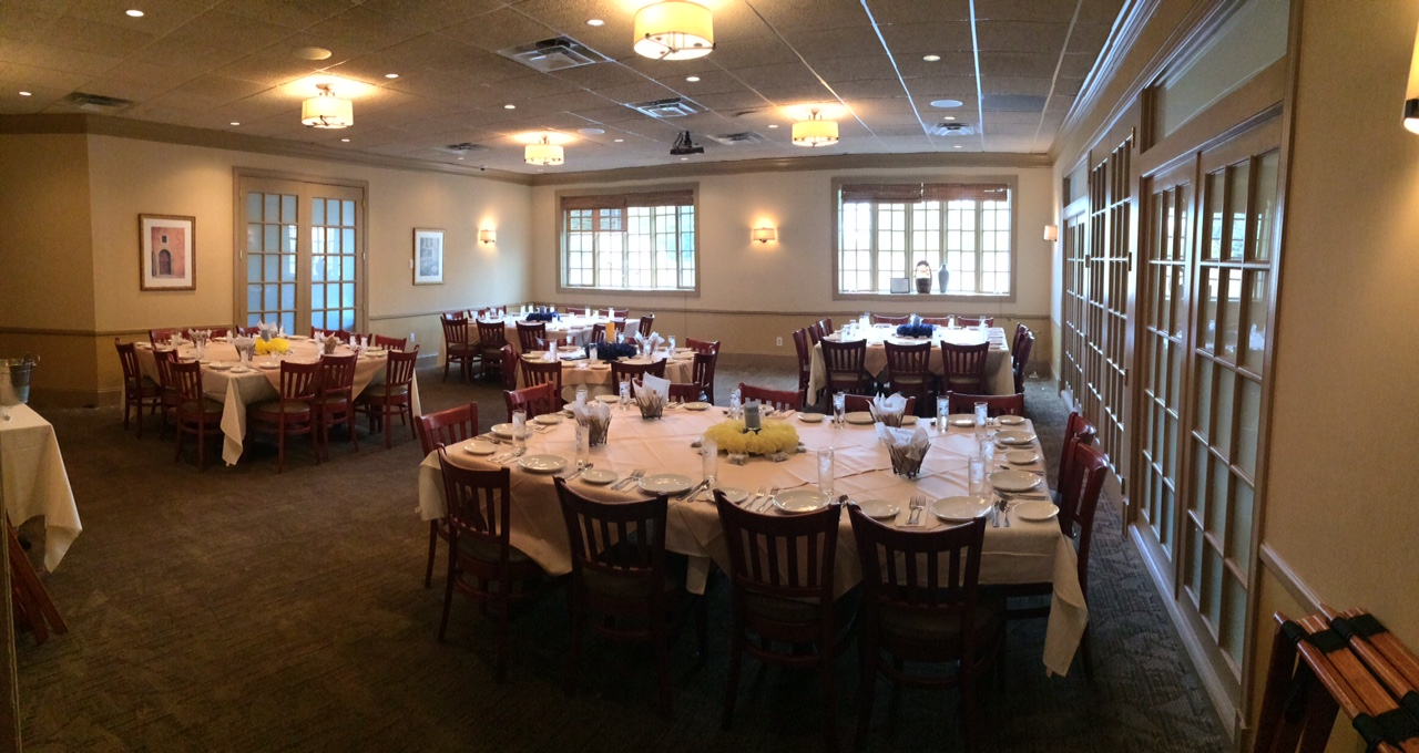 Photo #3 Large Private Dining Room  at Fazzini's Taverna