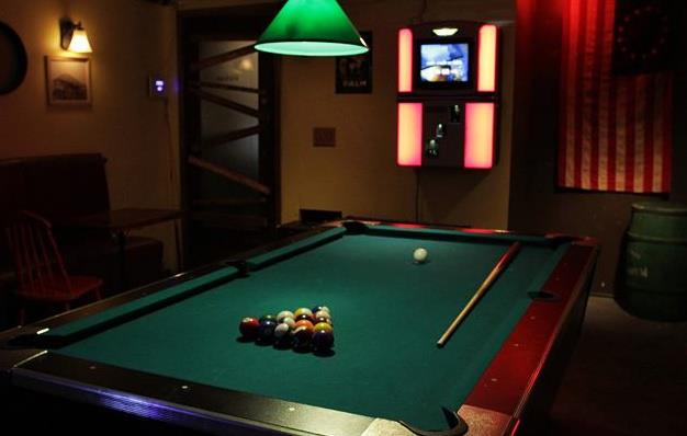 Photo #6 Game Room at Branded Saloon