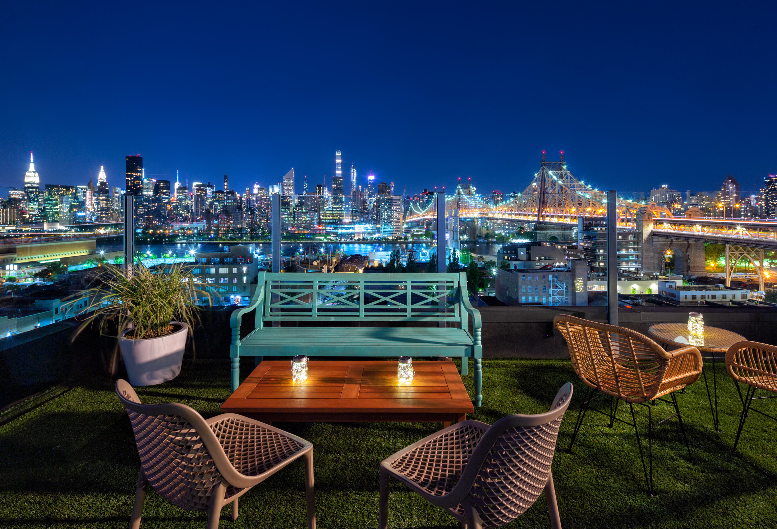 Savanna Rooftop event space in New York City, NYC, NY/NJ Area