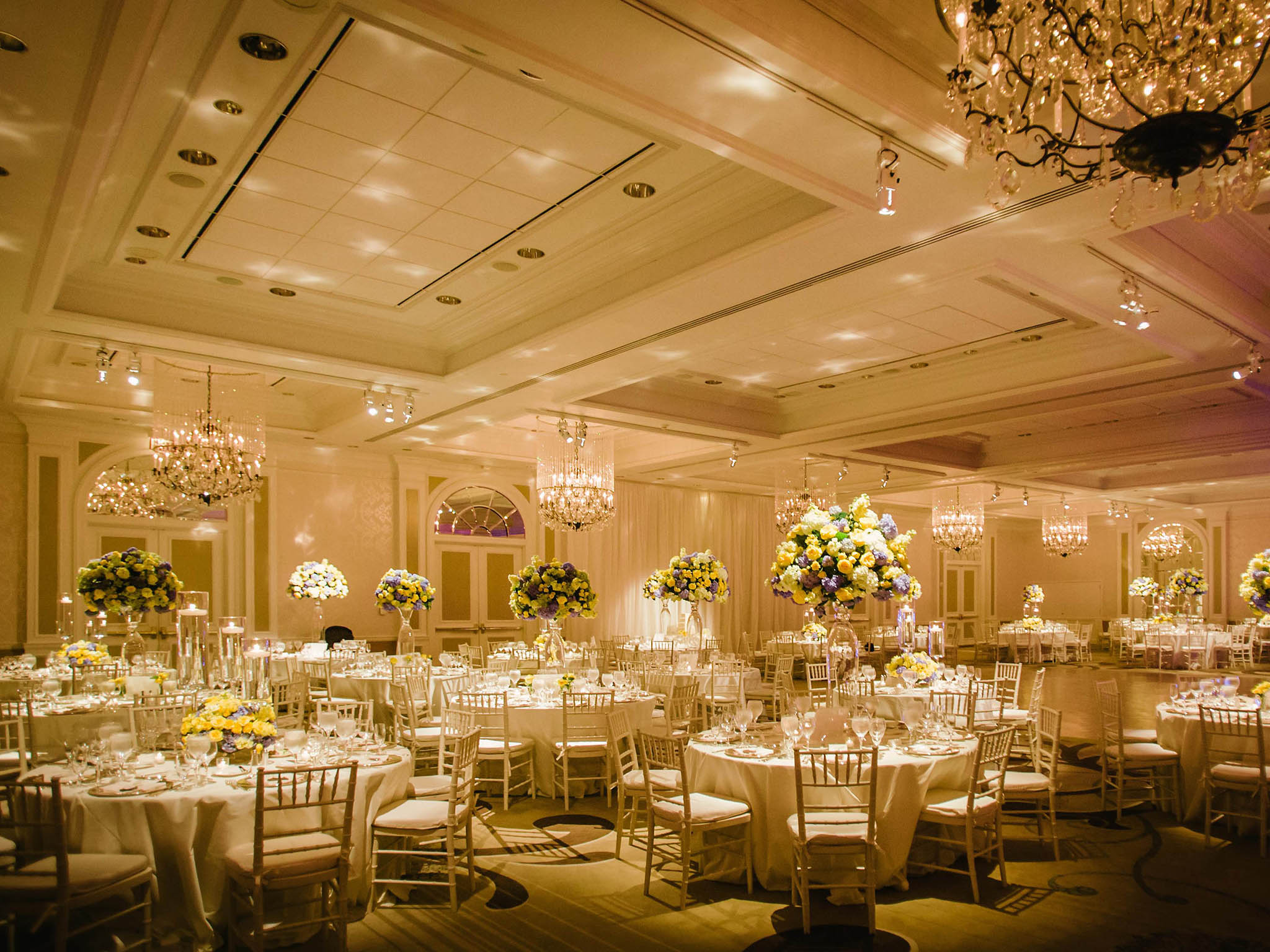 Photo #6 GRAND BALLROOM	 at Fairmont Washington D.C. Georgetown