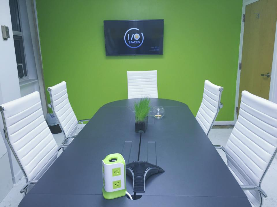 Photo #3 Green Conference Room at I/O Spaces