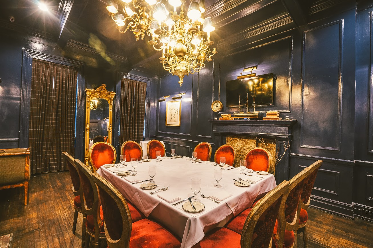 Private Dining Room  event space at Bill's Townhouse in New York City, NYC, NY/NJ Area
