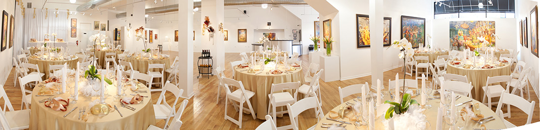 Jackson Junge Gallery event space in Chicago, Chicagoland Area
