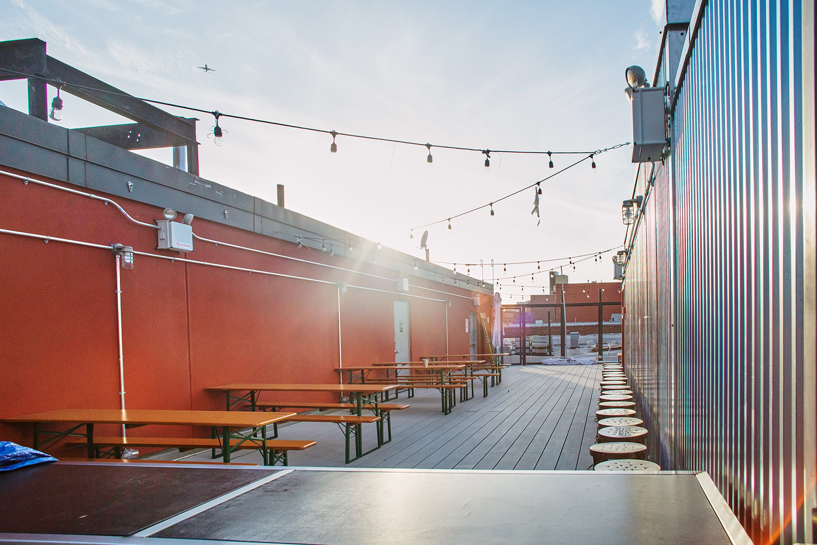 Photo #6 Rooftop/Bar at Our Wicked Lady