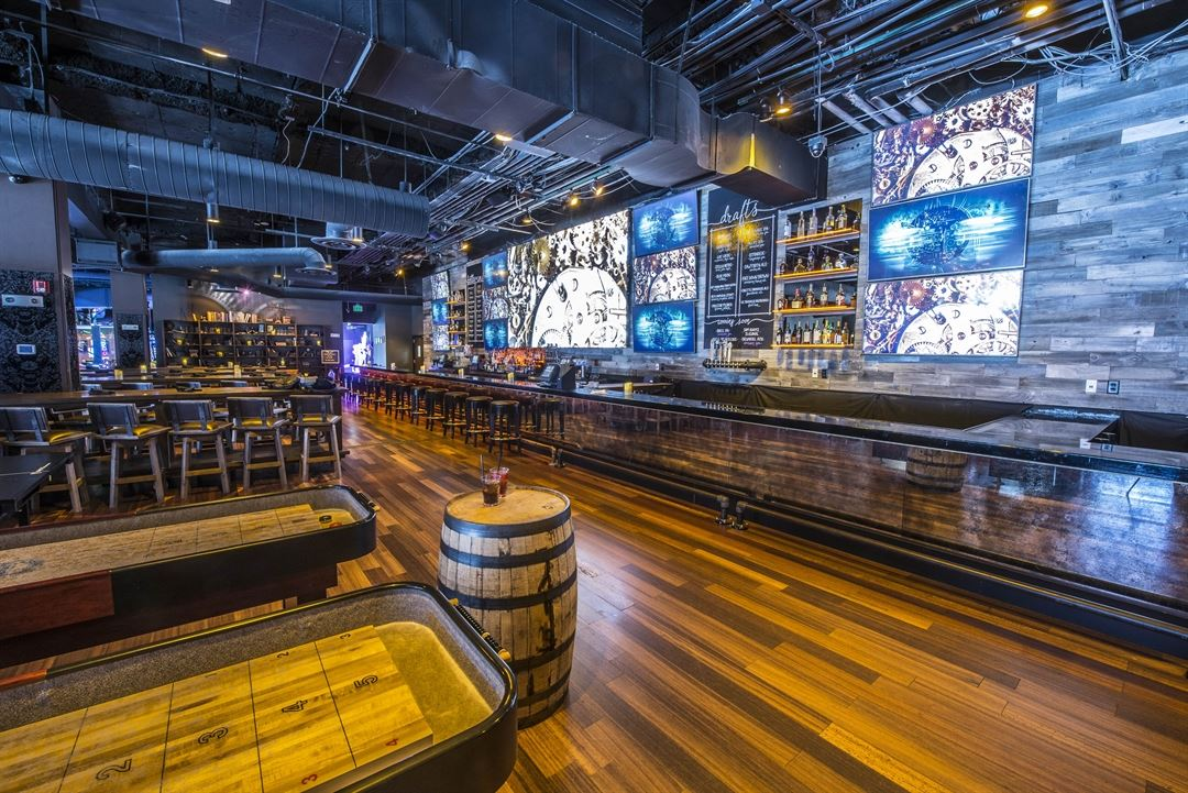 Photo #2 Large Party Reservation  at Lucky Strike Denver