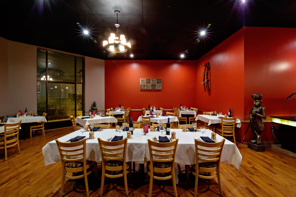 Photo #2 Main Space at Rajput Indian Cuisine