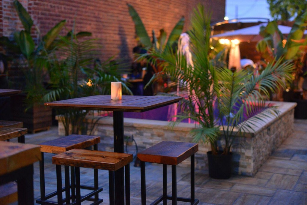 Photo #9 Garden at Suede Restaurant