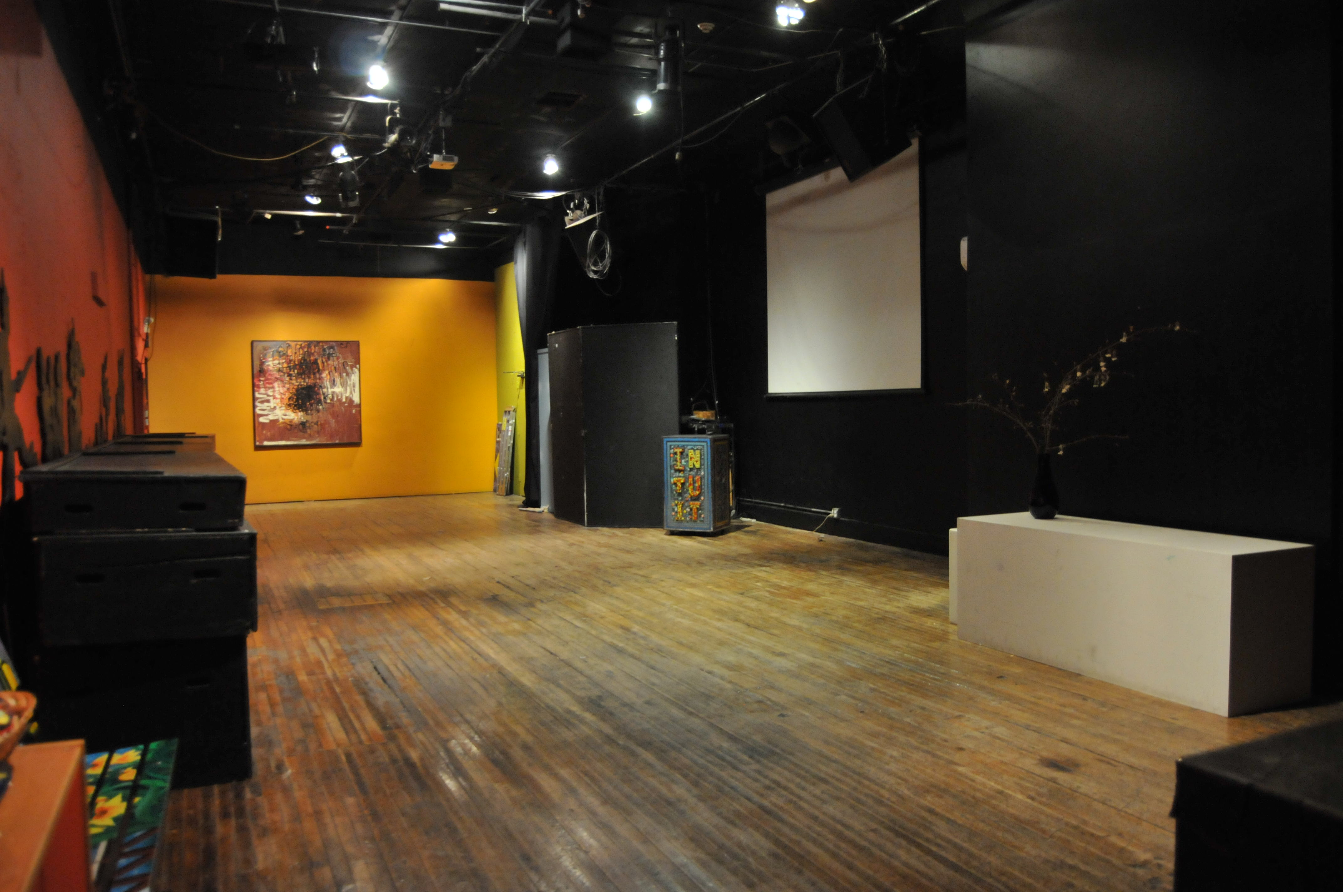 Photo #7 Performance Space at Intuit: The Center for Intuitive and Outsider Art