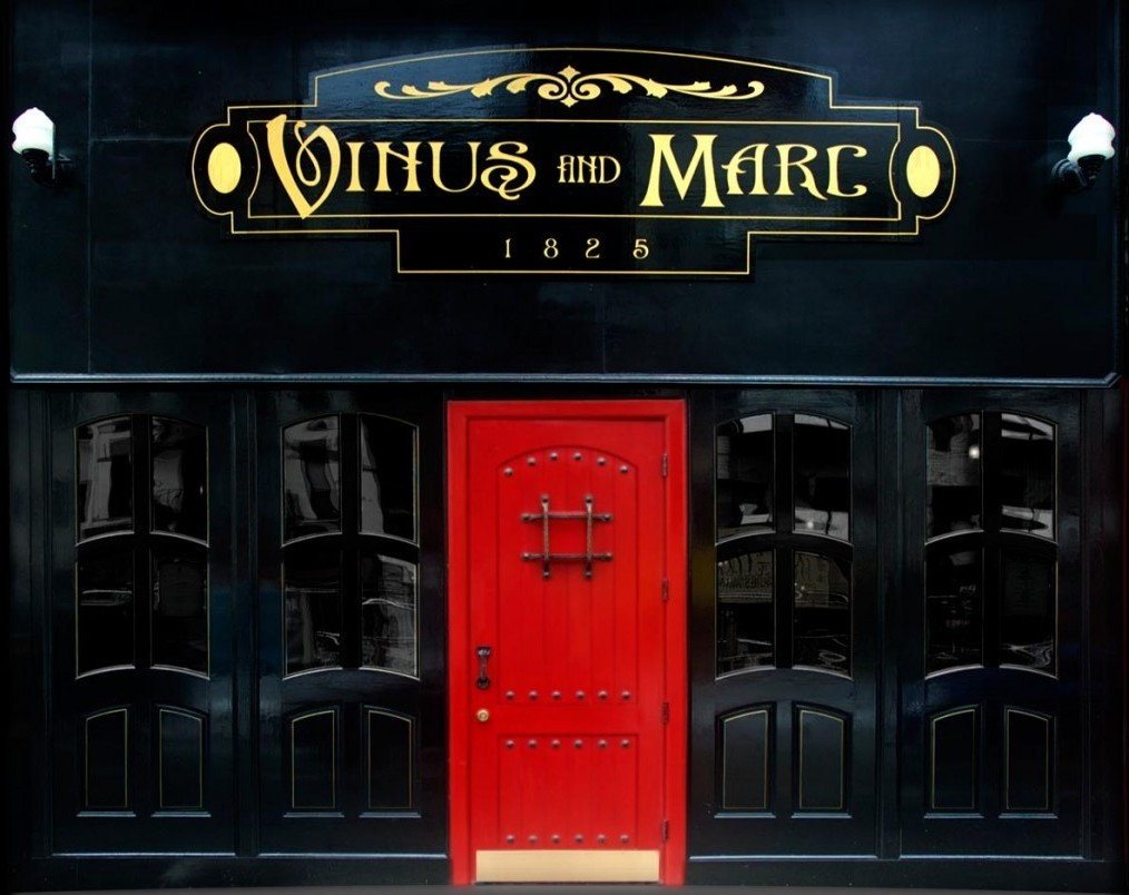 Private Dining Room event space at Vinus & Marc in New York City, NYC, NY/NJ Area