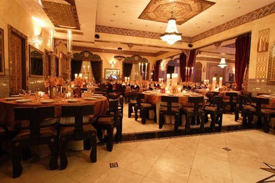 Photo #8 MARRAKESH ROOM at Alhambra Palace Restaurant