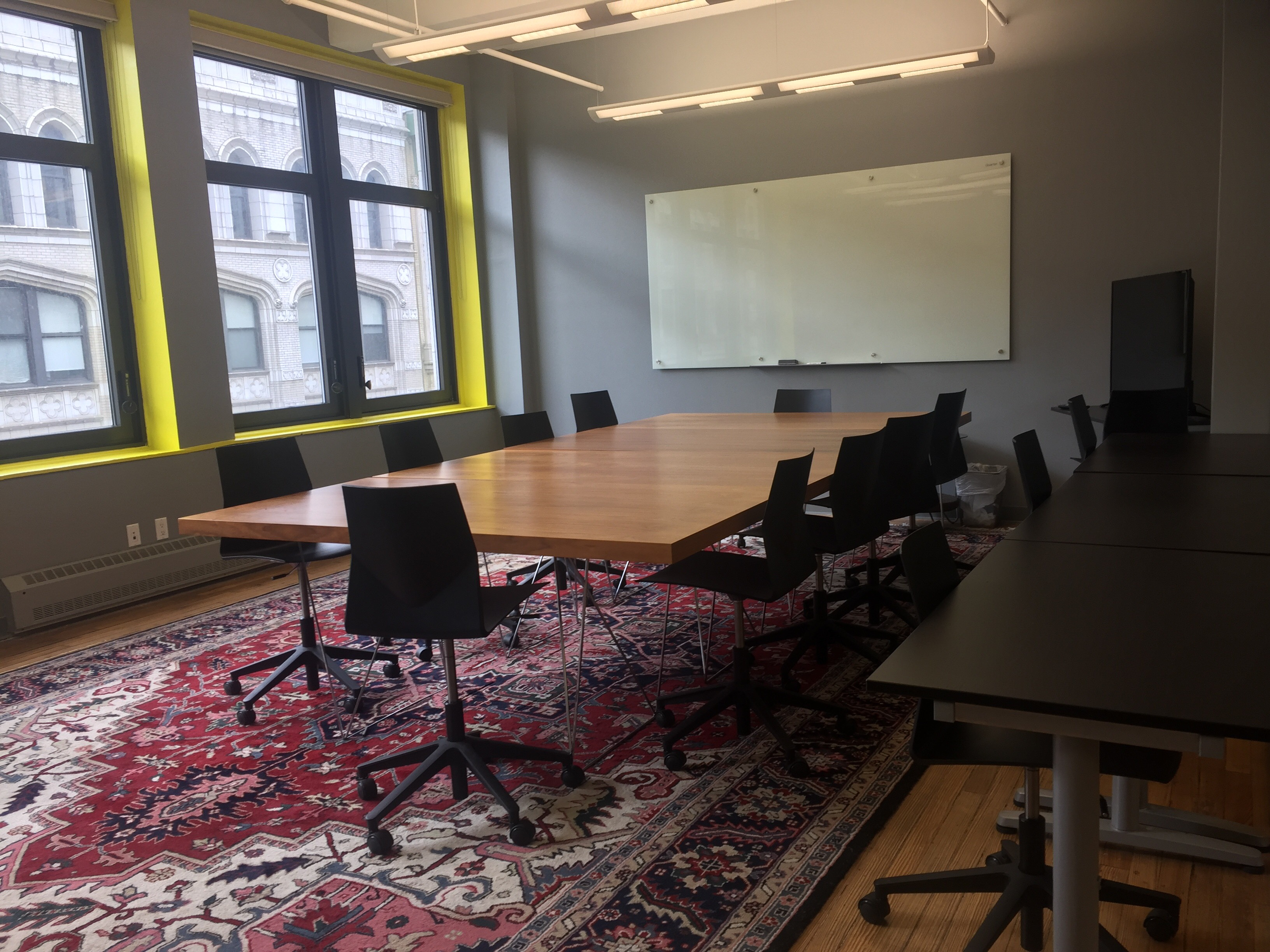 Spacious Flatiron Office Space event space at Voyager in New York City, NYC, NY/NJ Area