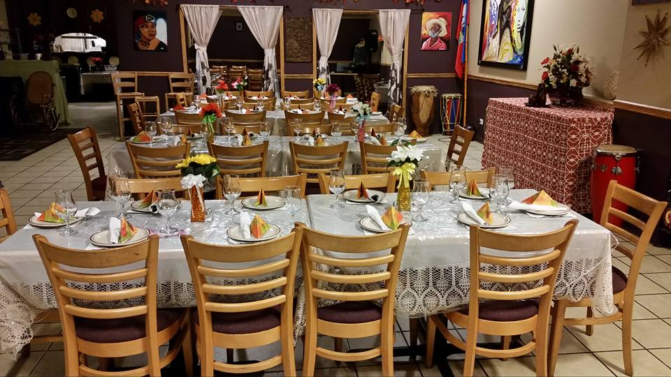 Photo #3 Dining room at Kizin Creole Restaurant
