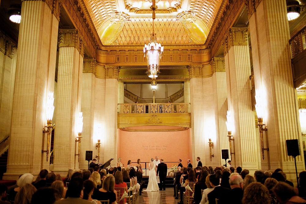 Full Venue event space at Lyric Opera of Chicago in Chicago, Chicagoland Area