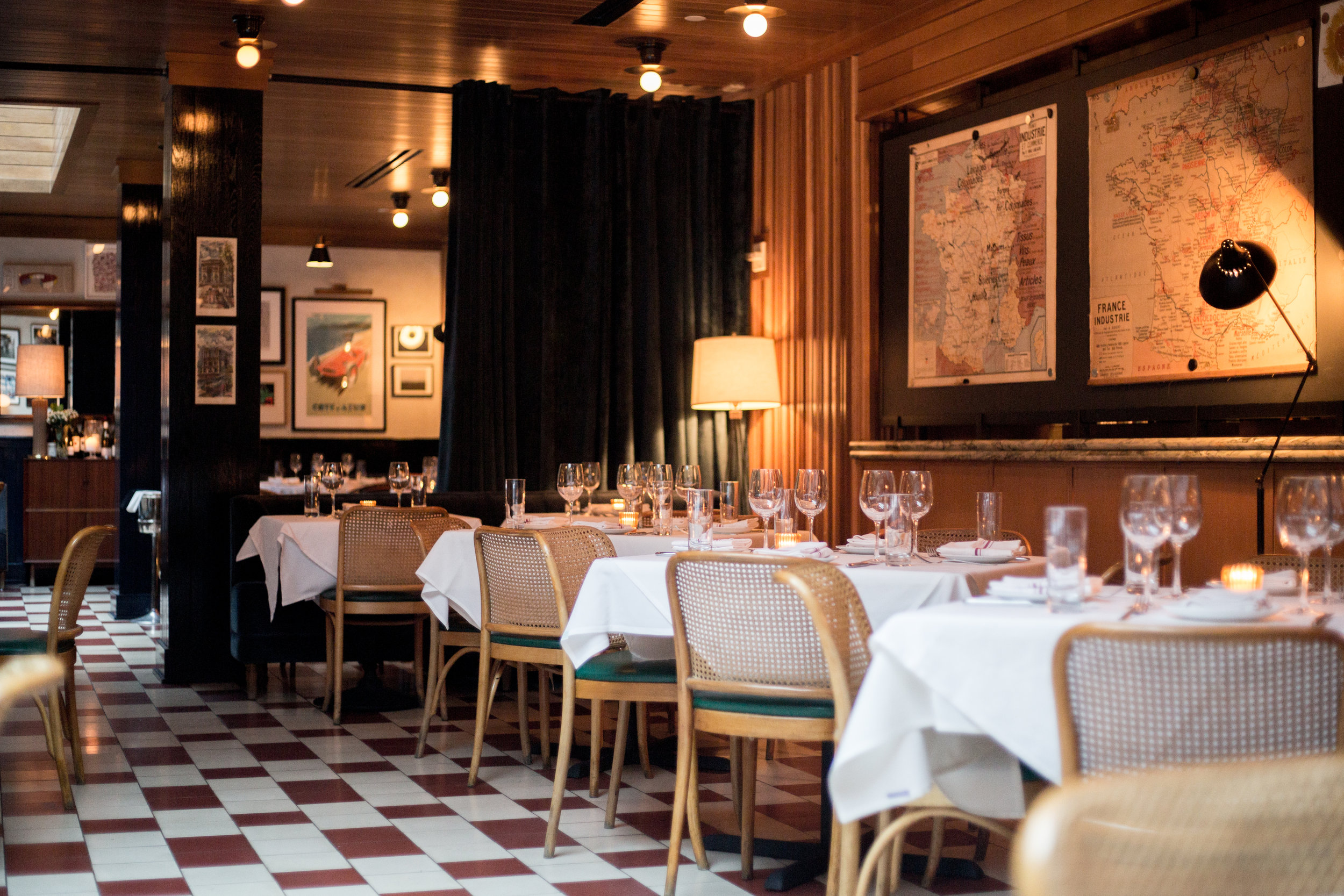Photo #2 Main Dining Room at Bistrot Leo