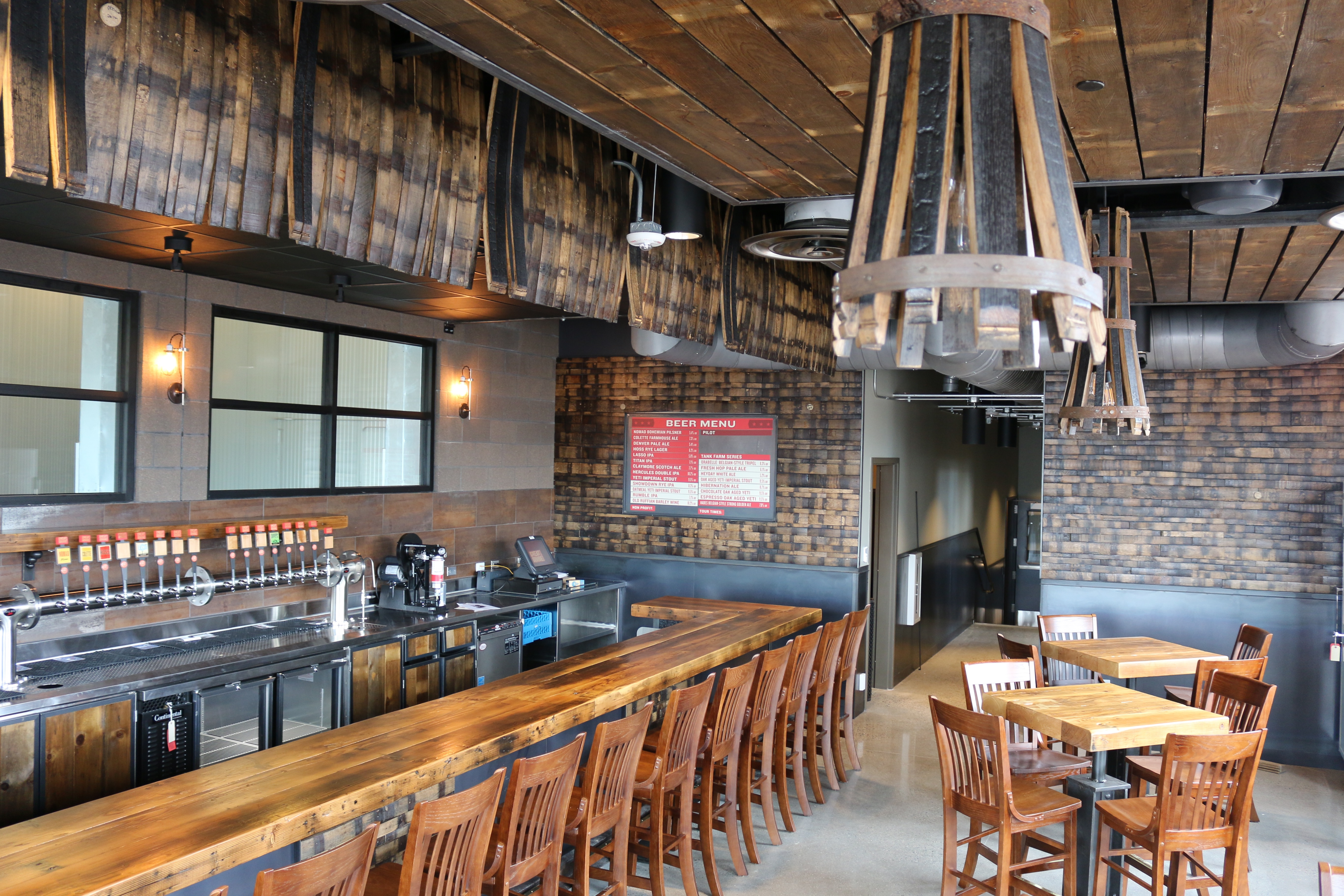 Photo #2 The Barrel Bar at Great Divide Brewing Co