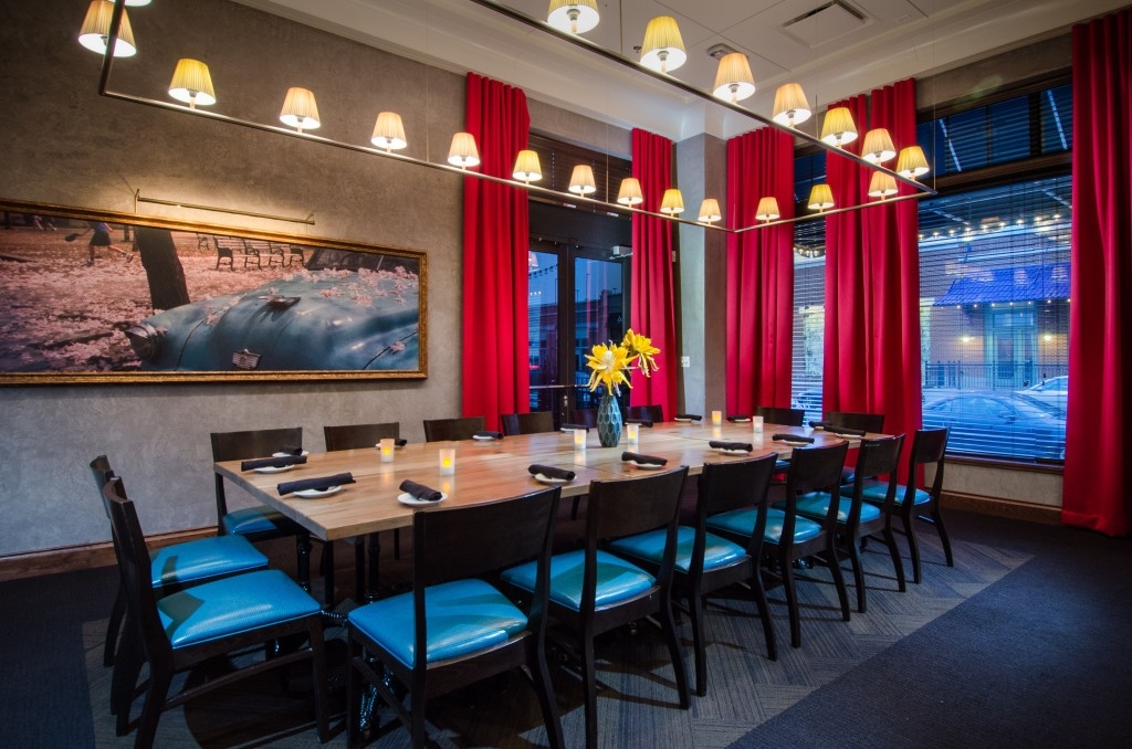 Private Dining Room event space at Paladar Gaithersburg in Washington DC, Maryland, Virginia, DC Area