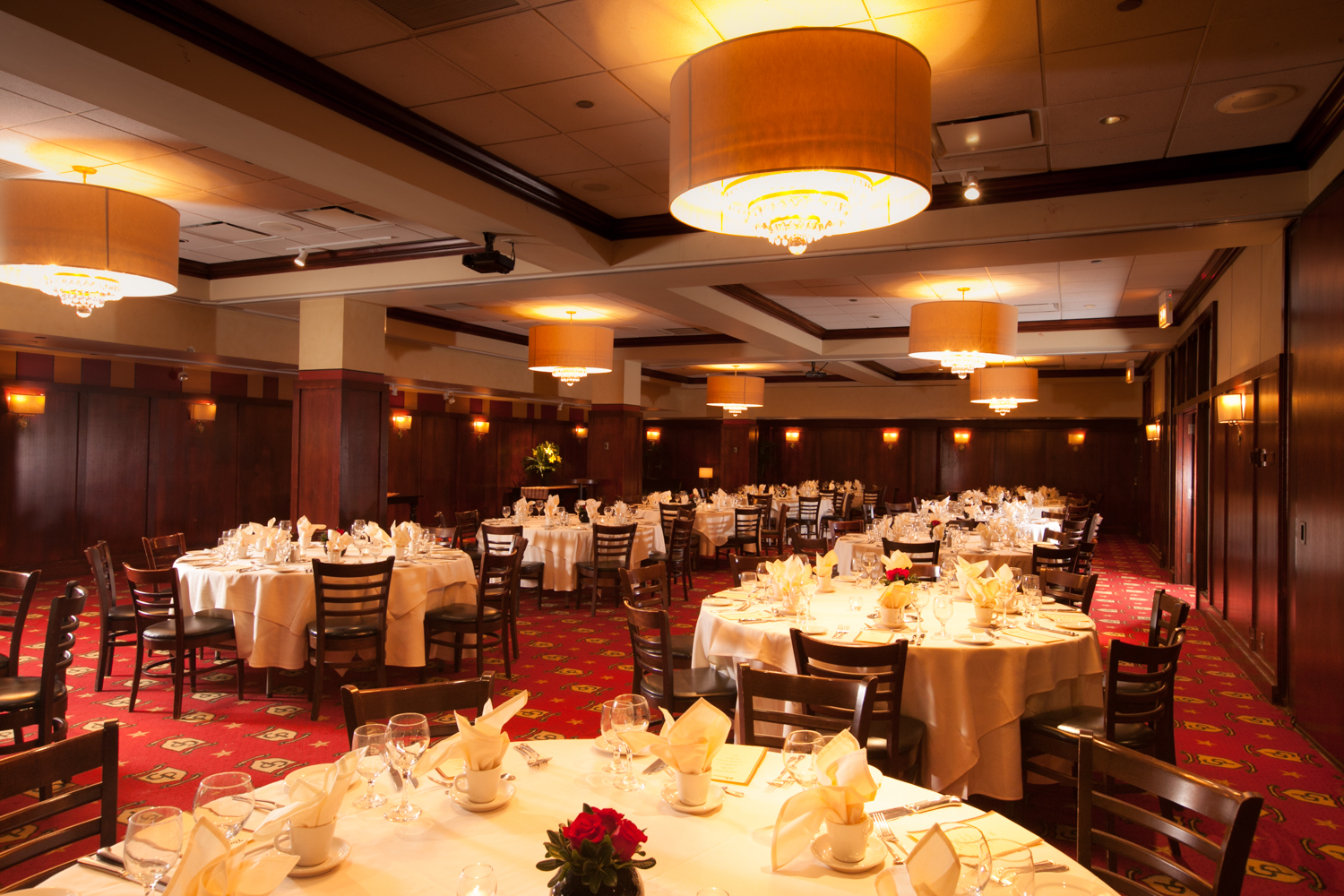 Petterino's Restaurant event space in Chicago, Chicagoland Area