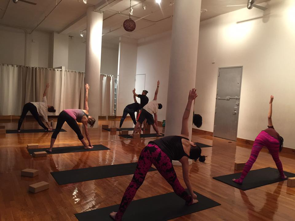 Photo #2 Large and Beautiful Yoga studio in Soho - 1/2 Day Rental at BigToe Yoga