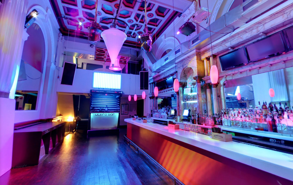UltraBar event space in Washington DC, Maryland, Virginia, DC Area